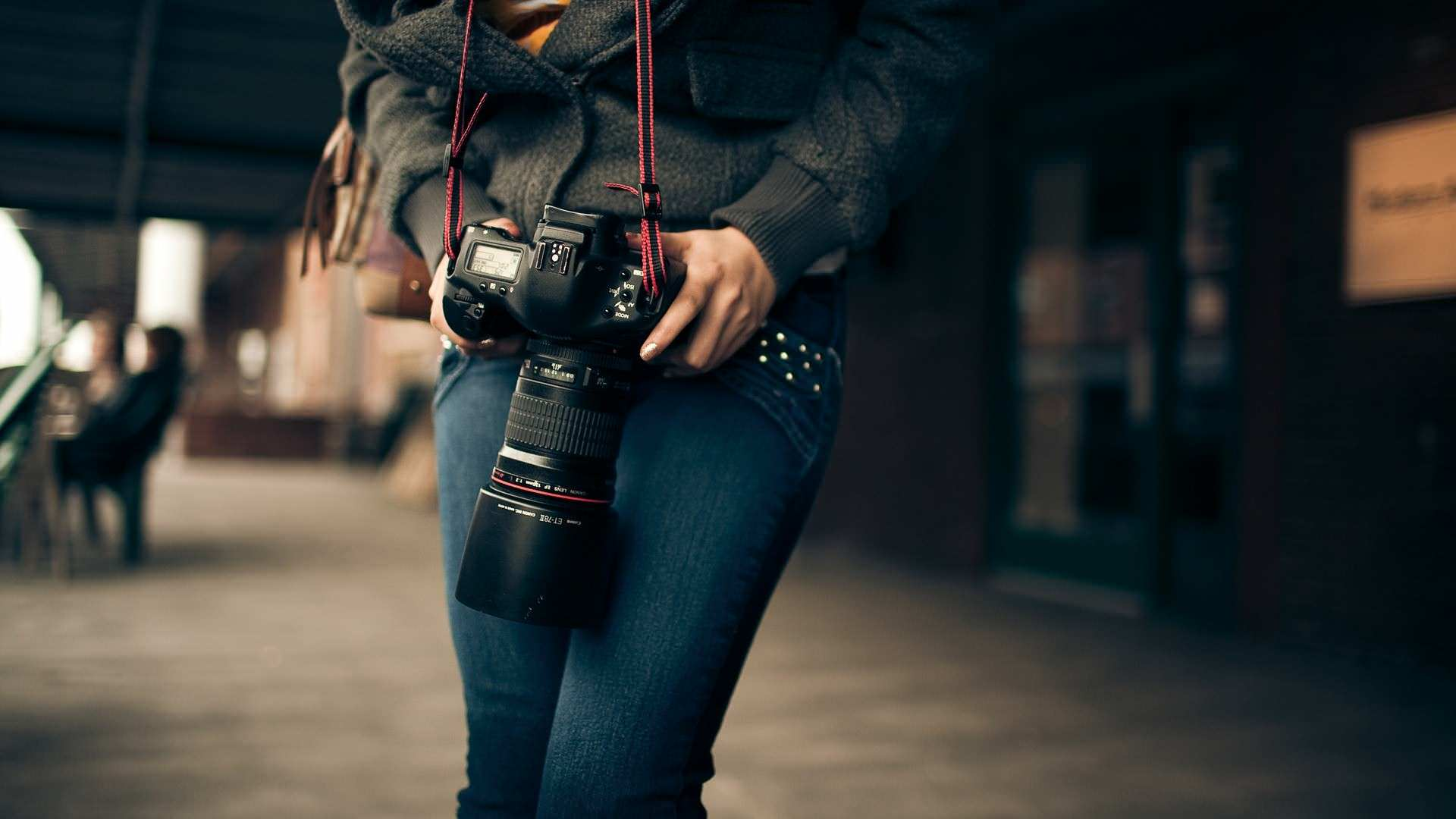 How to take good picture from dslr camera 4pda
